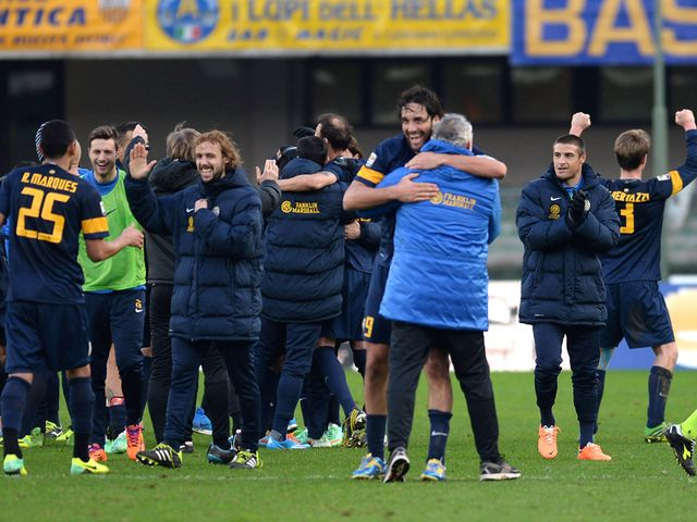 Andrea Mandorlini wants a return to form for Verona