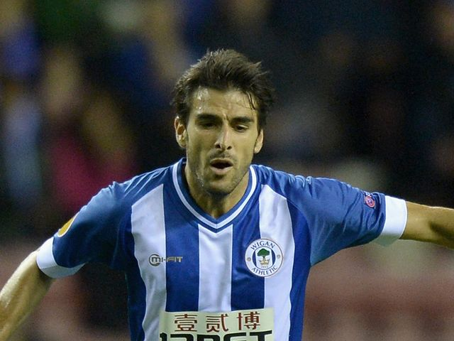 Jordi Gomez wrapped up the win for Wigan