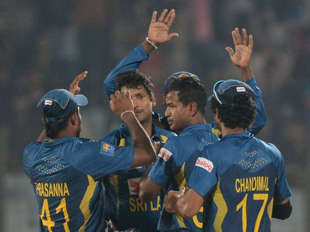 Sri Lanka prevailed in final-ball thriller