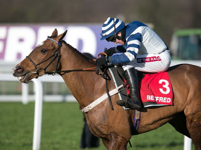 Oscar Whisky: Class hurdler aims to make grade over fences