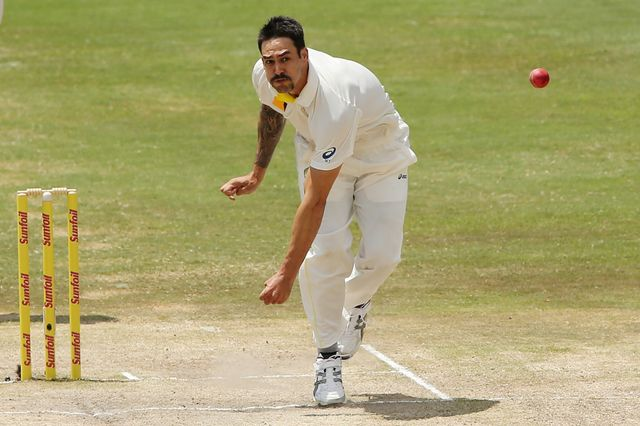 Mitchell Johnson: Australian had figures of 2-22 for Kings XI Punjab