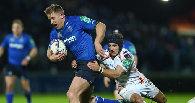 Leinster face Munster in Dublin as the PRO12's top two go head to head