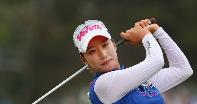 Choi is chasing her first victory since turning professional in 2008