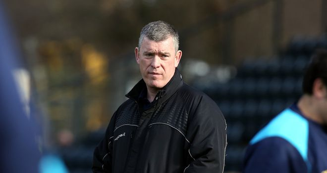 Dean Ryan: Believes Worcester can stay in the Aviva Premiership