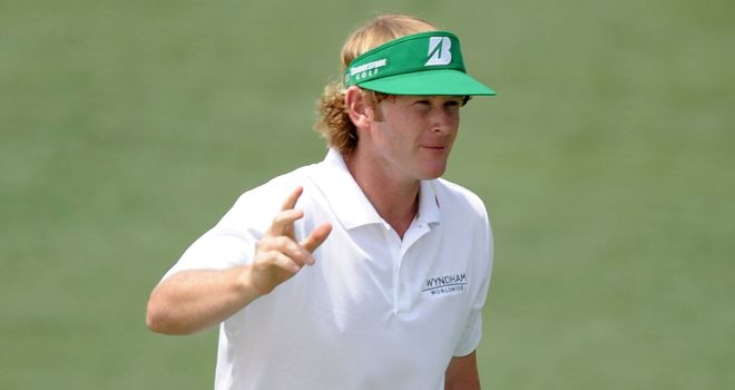 Brandt Snedeker: Big threat last year before fading on Sunday