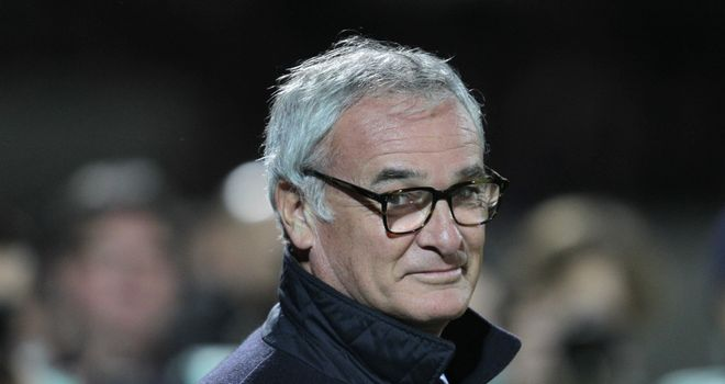 Claudio Ranieri: Reports of an exit have been played down by Monaco