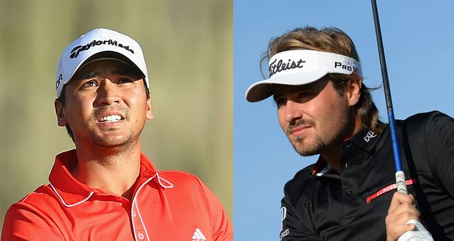 It's Jason Day v Victor Dubuisson in the final