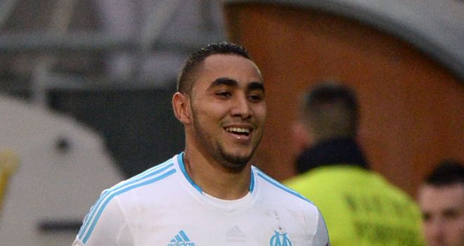 Dimitri Payet scored twice for Marseille