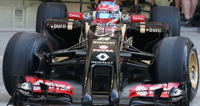 Lotus will continue to use Renault engines