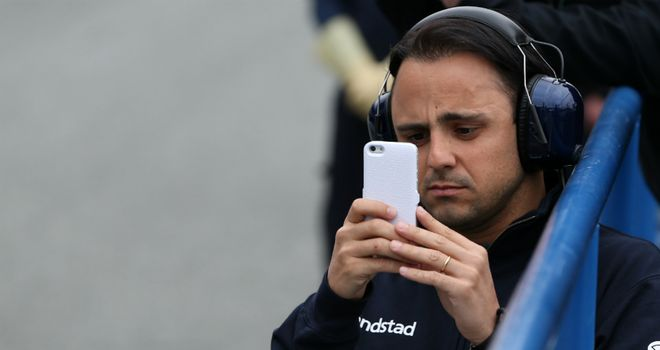 Felipe Massa: Good first impression of Williams