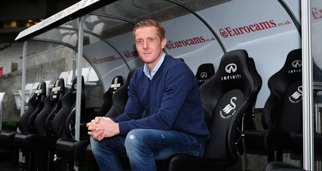 Garry Monk: Interim Swansea boss takes on Cardiff this weekend