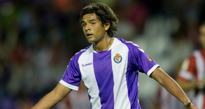 Valladolid couldn't make the breakthrough