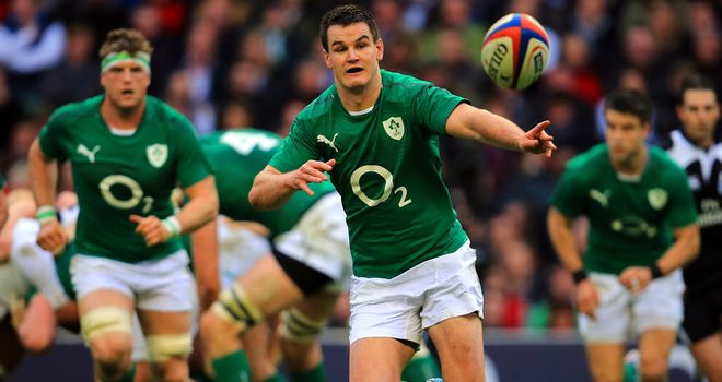Joe Schmidt hopes Johnny Sexton returns to Ireland