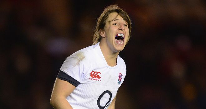 Katy Mclean: Fly-half will captain England in France
