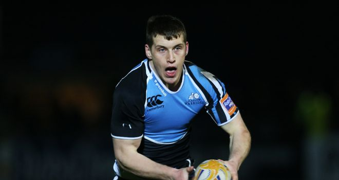Mark Bennett: late try sealed win for Glasgow Warriors