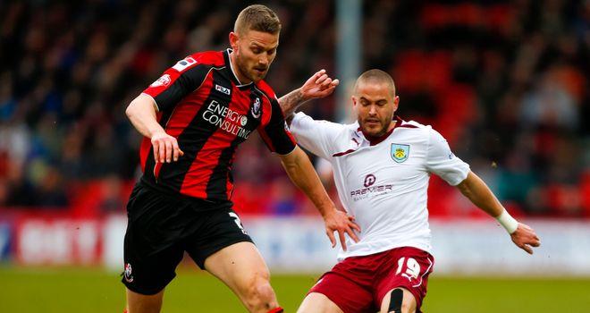 Simon Francis: Has set sights on the Premier League