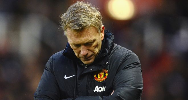 David Moyes: Has the Manchester United boss put too much emphasis on wide areas?