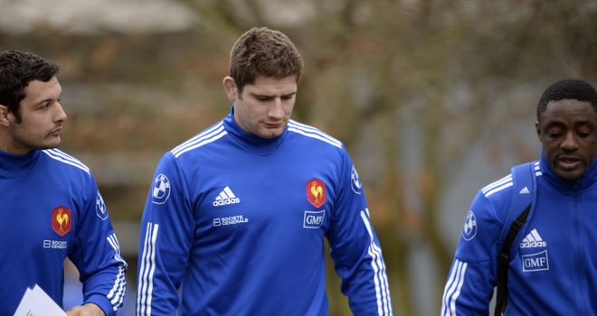 Pascal Pape: Withdrew from training on Wednesday