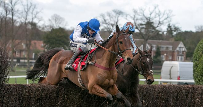 Relax and Ardkilly Witness duel at Sandown