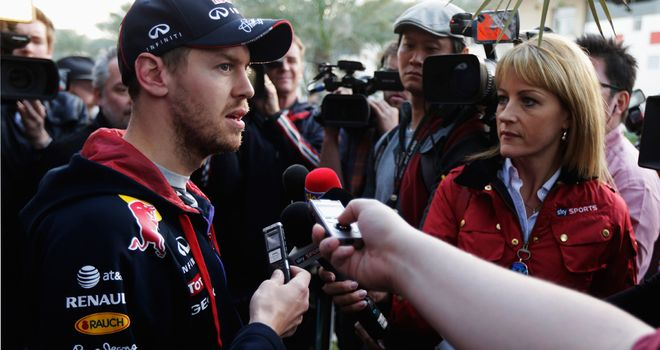 Sebastian Vettel: Just what will his latest title defence bring?