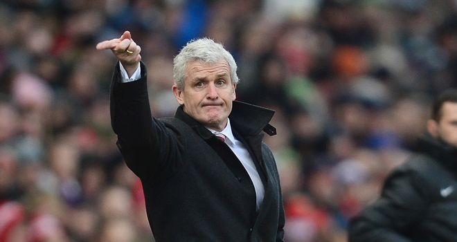 Mark Hughes: Stoke boss expects players to leave