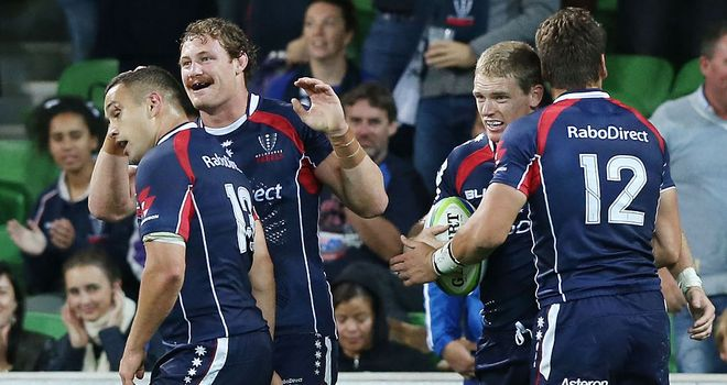 The Rebels: Were comfortable winners in their first match of the season