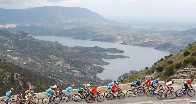 The Ruta del Sol takes place in Andalucia, Spain