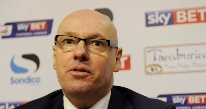 Brian McDermott: Long-term future at Leeds remains unclear