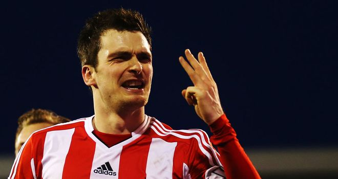 Adam Johnson: Sunderland winger happy with form