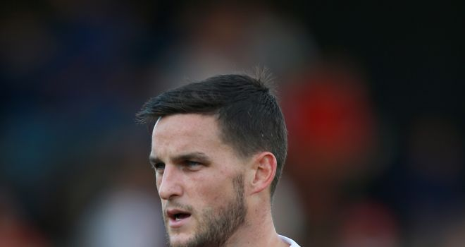 Craig Conway: Netted his first goal for Blackburn