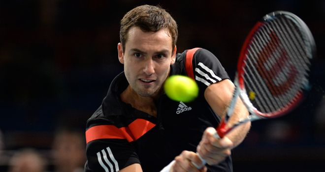 Ernests Gulbis: Wins Marseille Open title after upsetting Jo-Wilfried Tsonga
