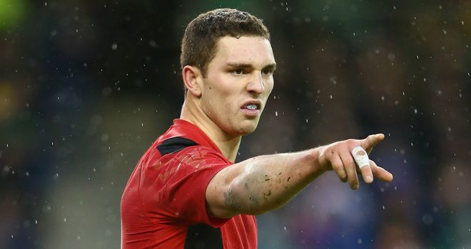George North: Friendship with Luther Burrell on hold for now
