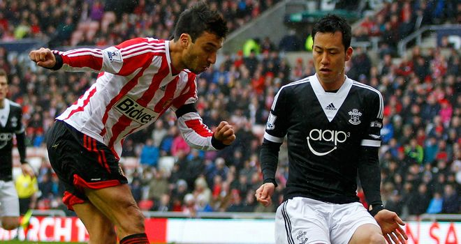 Nacho Scocco: Still hoping for Sunderland chance