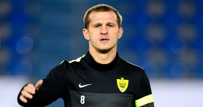 Oleksandr Aliyev: Guided Anzhi to victory
