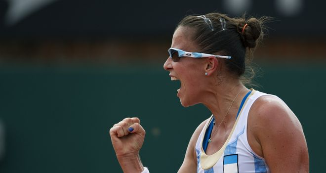 Paula Ormaechea: A straight-sets winner in Rio