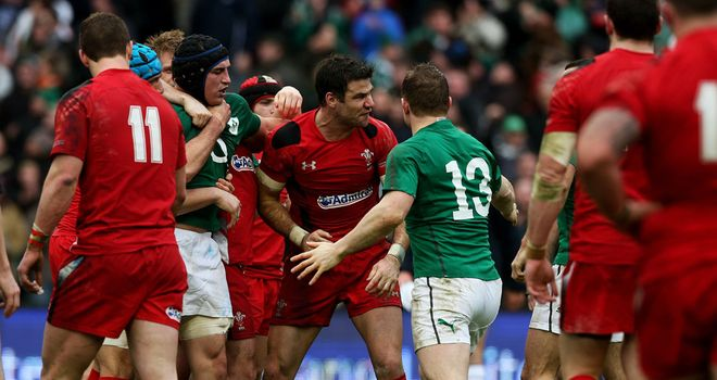 "Mike Phillips: ""Confrontational"" performance against Ireland went down badly"