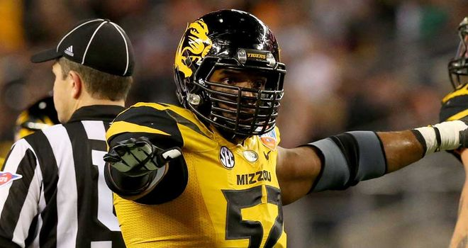 Michael Sam: NFL Draft prospect has revealed he is gay