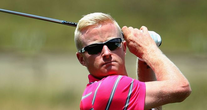 Simon Dyson: Enjoying golf again after being cleared by disciplinary panel