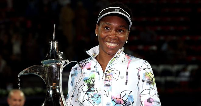Venus Williams: Back to form with victory over Cornet