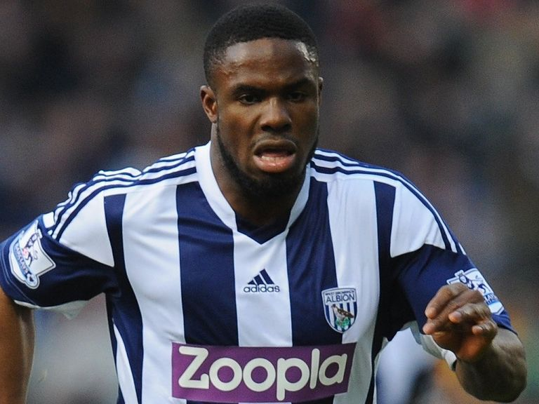 Victor Anichebe: Scored two goals in two games