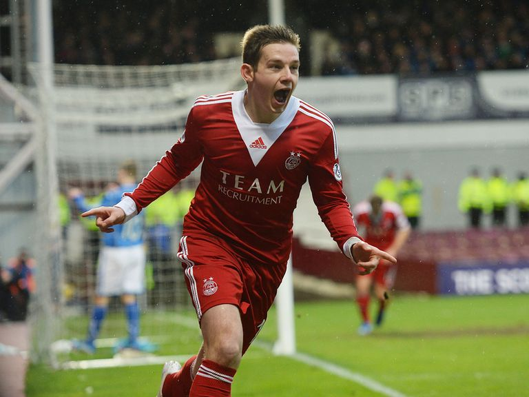 Peter Pawlett: Can repeat semi-final scoring feat