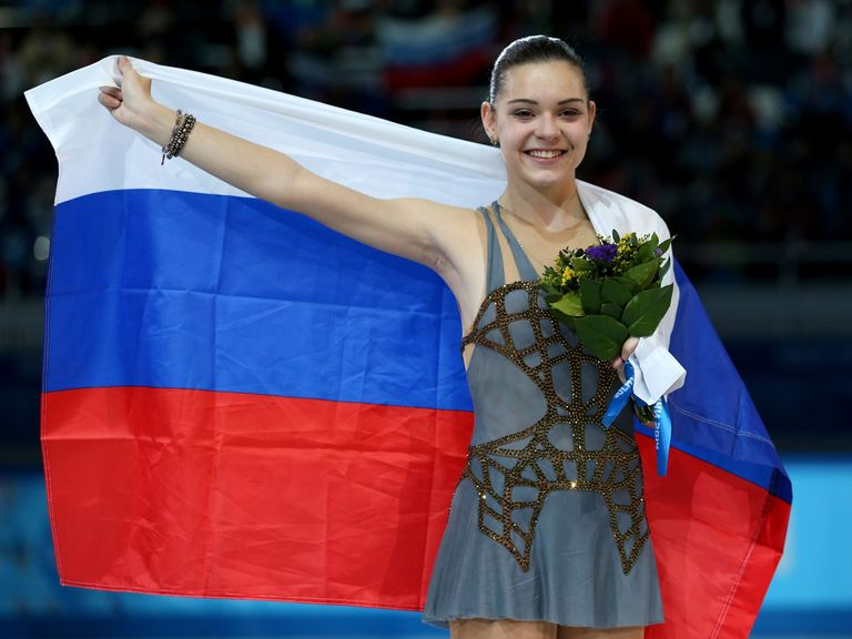 Adelina Sotnikova: Popular home winner