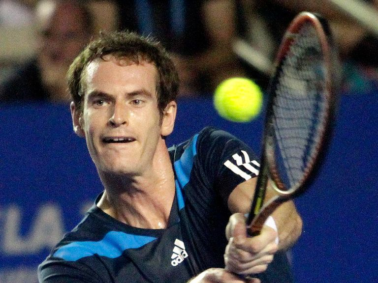Murray: Came through after first-set struggle