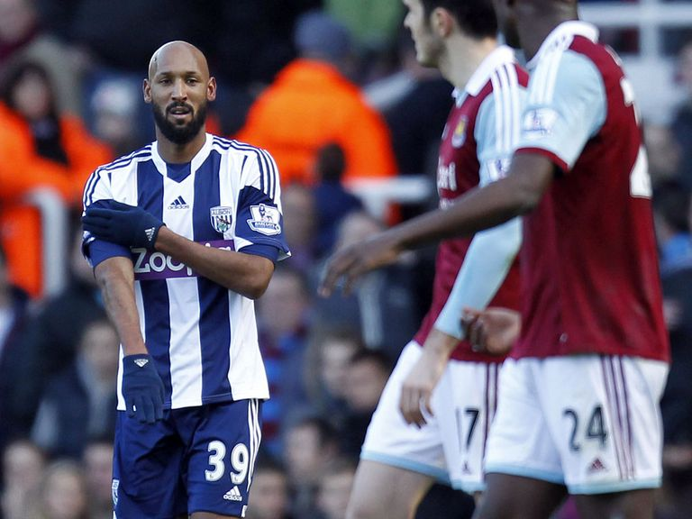 Nicolas Anelka: Says there was 'no religious thought' to gesture