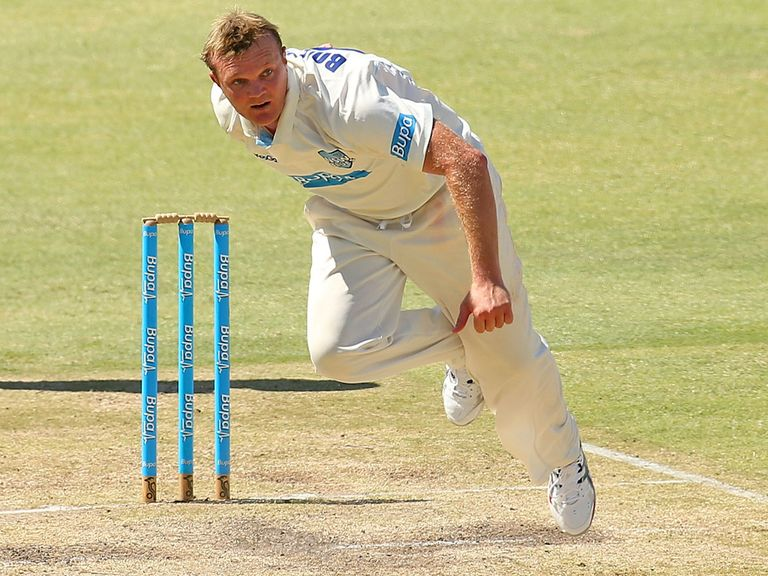 Doug Bollinger: Australian left-arm seamer looking forward to Kent stint
