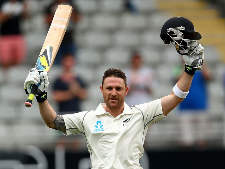 Brendon McCullum: Testimony was leaked to the media