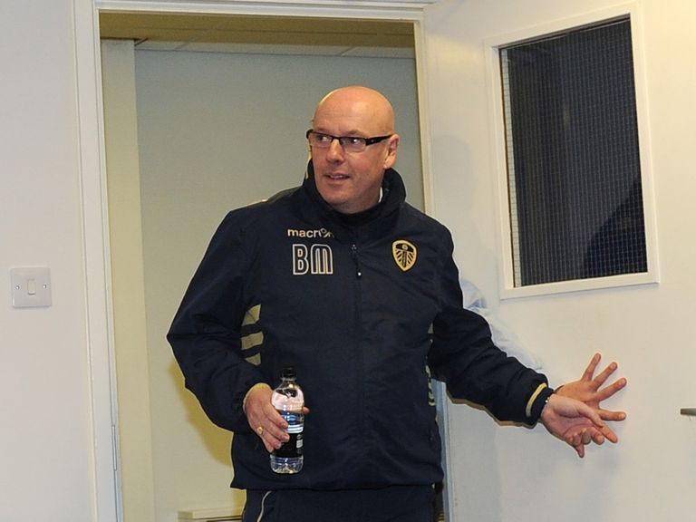 Brian McDermott: Still the Leeds United manager for now