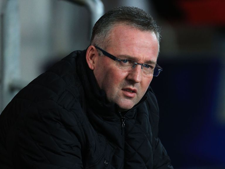 Lambert: Looking for a positive response from his players