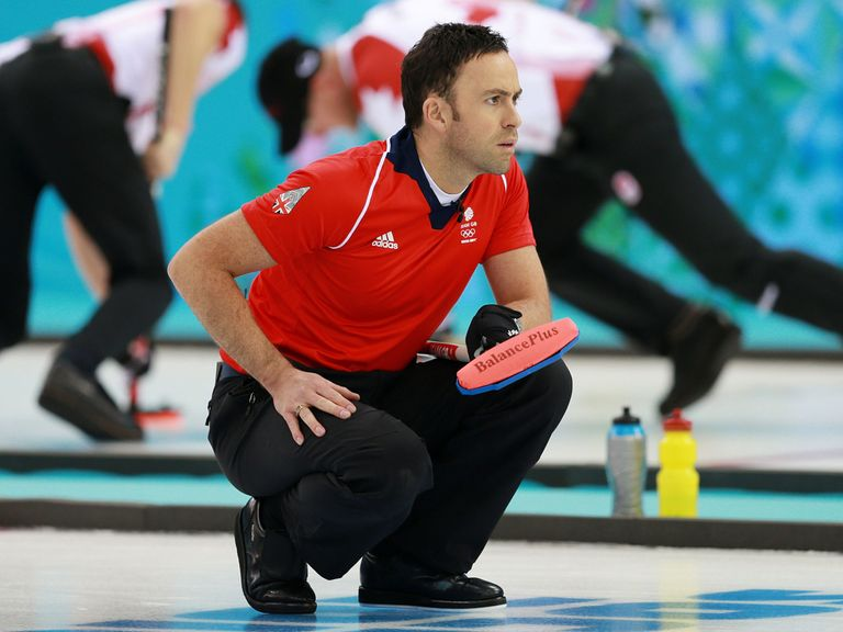 David Murdoch could not help GB slipping to defeat