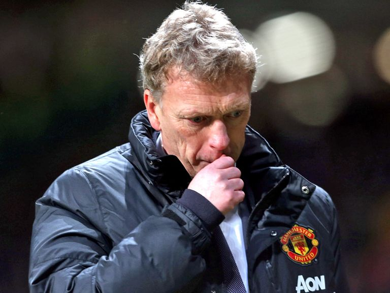 Palace can heap the misery on David Moyes